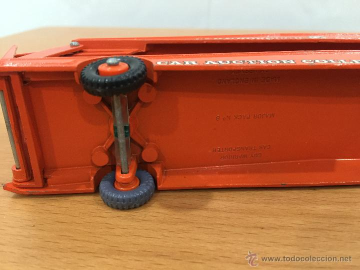 Coches a escala: LESNEY MATCHBOX CAMION GUY WARRIOR TRACTOR NUM 8 - Foto 8 - 53771925