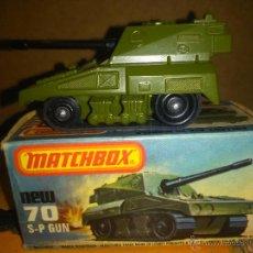Coches a escala: MATCHBOX 75--SP GUN. Lote 54581714