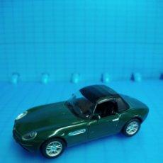 Coches a escala: COCHE BMW Z8 VERDE ESCALA 1/72 HONGWELL 1:72. Lote 58077852