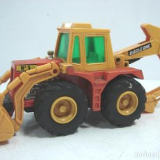 Coches a escala: GUISVAL -PALA RETRO EXCAVADORA TRACTOR - N.5 ESCORPION - MADE IN SPAIN. Lote 82027812