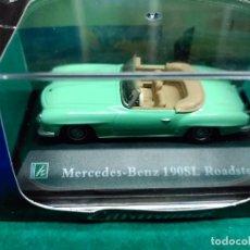 Coches a escala: MERCEDES BENZ 190SL ROADSTER - CARARAMA - 1/72. Lote 82156488
