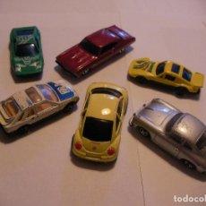 Model Cars - GRAN LOTE DE COCHES VARIOS - 96372259
