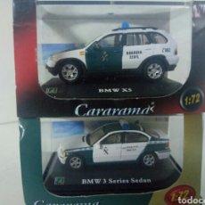 Coches a escala: BMW X5 Y SERIE 3 SEDAN. Lote 98479056
