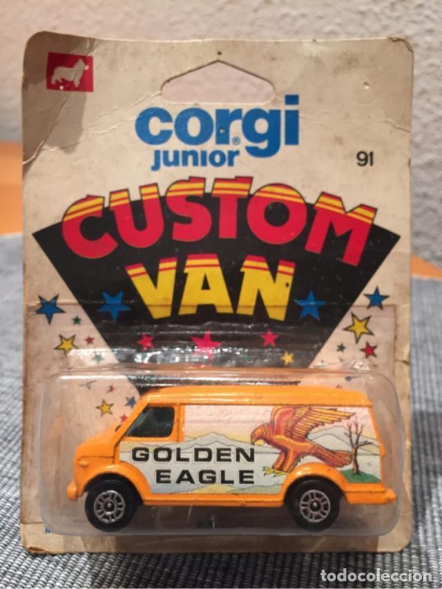Coches a escala: Corgi Custom Van - Foto 2 - 98625167