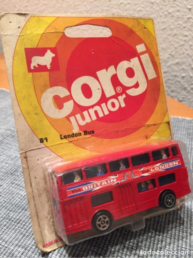 CORGI LONDON BUS (Juguetes - Coches a Escala 1:72)