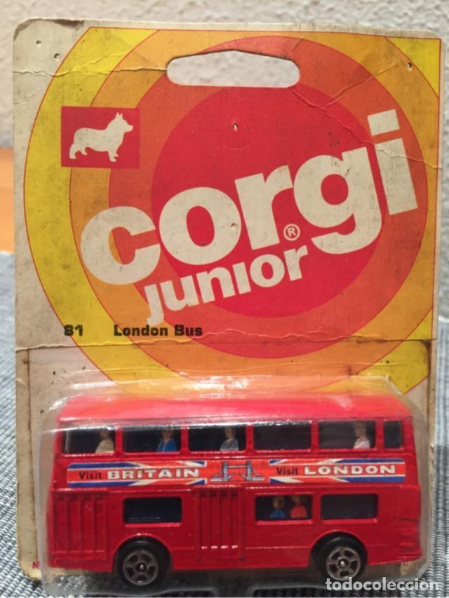 Coches a escala: Corgi London Bus - Foto 2 - 98643075