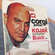 Coches a escala: CORGI KOJAK BUICK. Lote 98679275