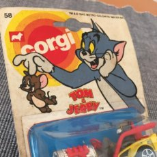 Coches a escala: CORGI TOM & JERRY (TOM'S CAR). Lote 98679383