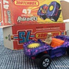 Coches a escala: MATCHBOX ROLA-MATICS BEACH HOPPER. Lote 98680283