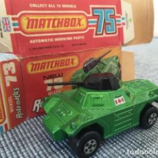 Coches a escala: MATCHBOX 75 WEASEL. Lote 98680503