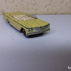 Coches a escala: MATCHBOX LESNEY PONTIAC CONVERTIBLE. Lote 99382527