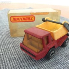 Model Cars - Matchbox Skip Truck - 99815719