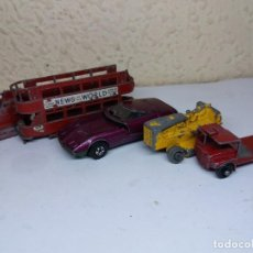 Coches a escala: LOTE MATCHBOX LOTE INCOMPLETOS.. Lote 102785927