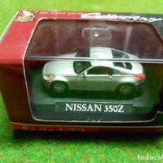 Coches a escala: NISSAN 350Z - YAT MING - 1/72. Lote 104595003