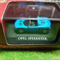 Coches a escala: OPEL SPEEDSTER - YAT MING - 1/72. Lote 104595063