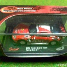 TOYOTA SUPRA JGTC 2002 - SAICO - 1/72