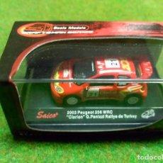 Coches a escala: PEUGEOT 206 WRC 2003 - SAICO - 1/72. Lote 104779835