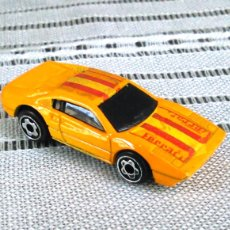 Coches a escala: FERRARI 308 GTS/GTB DE HOT WHEELS A ESCALA 1:72.CHEVY MINI AUTOMAGIC.1977. MATTEL. HOTWHEELS. METAL.. Lote 61102503