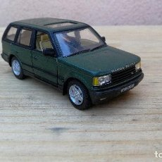 Coches a escala: HONGWELL RANGE ROVER VERDE 4.6 HSE. Lote 109644663