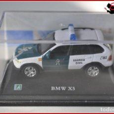 Coches a escala: TX 389 COCHES ESCALA 1:72 - HONGWELL - BMW X5 GUARDIA CIVIL. Lote 121267267