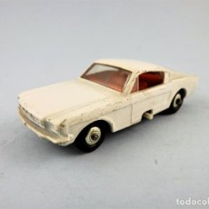 Coches a escala: LESNEY MATCHBOX MUSTANG. Lote 124401131