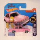 Coches a escala: COCHE HOT WHEELS THE SIMPSONS. Lote 133034950