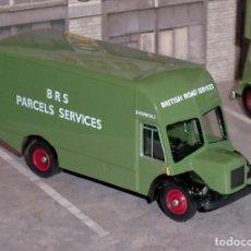Coches a escala: CAMIÓN BMC VA NODDY DE BRS PARCELS SERVICES - DAYS GONE TRACKSIDE 1/76. Lote 136197210