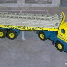 Coches a escala: CAMIÓN FODEN S21 (BLUE CIRCLE CEMENT) - LLEDO DAYS GONE TRACKSIDE 1/76. Lote 137606878
