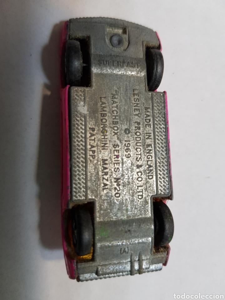 Coches a escala: Coche Matchbox Lesney Lamborghini Marzal - Foto 5 - 148217942
