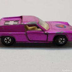 Coches a escala: COCHE MATCHBOX LESNEY LOTUS EUROPA. Lote 148218249
