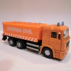 Coches a escala: CAMION DEFENSA CIVIL MAN - ESCALA 1:72 - NUEVO EN CAJA ORIGINAL. Lote 150576650