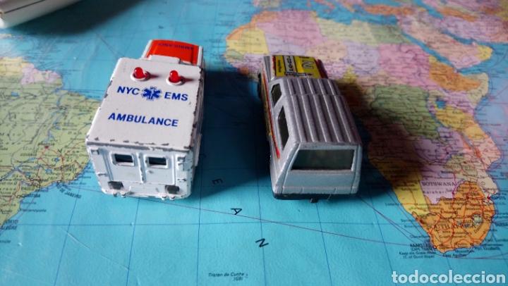Coches a escala: Ambulancia majorette sonic flashes y Nissan patrol mira - Foto 4 - 150634993