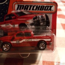 Coches a escala: MATCHBOX PICK UP. Lote 151565824