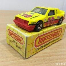 Model Cars - COCHE MATCHBOX BUICK LE SABRE (1987), CON CAJA. ESCALA 1/65. REF. MB 10 - 154283970