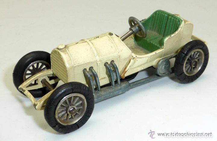 MERCEDES DEPORTIVO CP 1908 Nº 10 LESNEY MATCHBOX AÑOS 50 (Spielzeug - Modellautos im Maßstab 1:72)