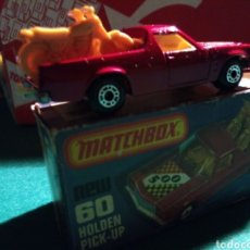 Coches a escala: MATCHBOX PICK UP. Lote 155805977