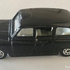 Model Cars - CORGI TOYS LONDON TAXI – NEGRO - VINTAGE 1964 ENGLAND - 158820006
