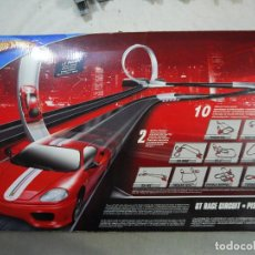 Coches a escala: HOT WHEELS CIRCUITO DE CARRERAS FERRARI . Lote 159780338