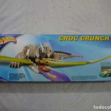 Coches a escala: HOT WHEELS CROC CRUNCH. Lote 161177126