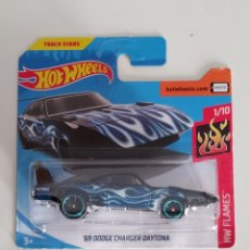 Coches a escala: HOT WHEELS DODGE CHARGER DAITONA 69. Lote 196550757