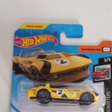 Coches a escala: HOT WHEELS CORVETTE GRAND SPORT ROADSTER. Lote 161789917