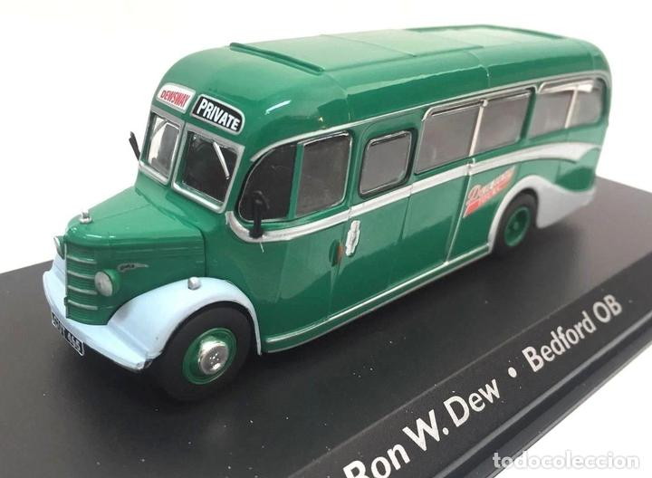available latest 50% off BEDFORD OB RON W. DEW 1:72 Ixo Atlas Autobus Bus Coach