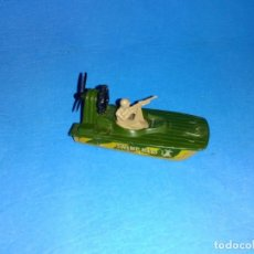 Coches a escala: COCHE DE METAL - MATCHBOX SUPERFAST 30 SWAMP RAT - LESNEY 1976 - MADE IN ENGLAND. Lote 175340233