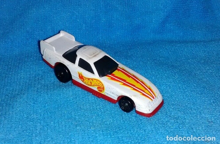 COCHE DE METAL - HOT WHEELS - THAI-LAND MC 02 - MATTEL DE 1993 (Juguetes - Coches a Escala 1:72)