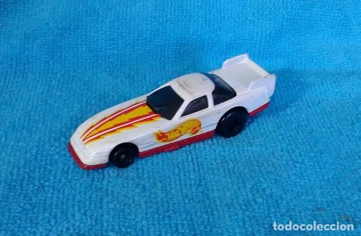 Coches a escala: COCHE DE METAL - HOT WHEELS - THAI-LAND MC 02 - MATTEL de 1993 - Foto 2 - 175349627