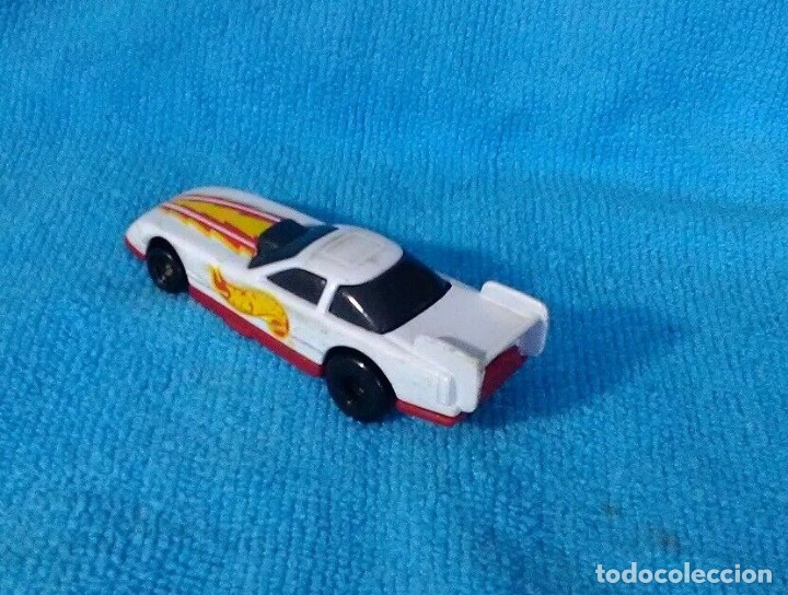 Coches a escala: COCHE DE METAL - HOT WHEELS - THAI-LAND MC 02 - MATTEL de 1993 - Foto 3 - 175349627