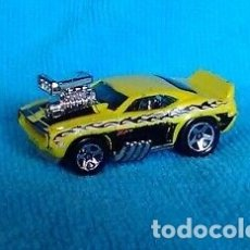 Coches a escala: COCHE DE METAL - HOT WHEELS - CAMARO Z 28 - MATTEL 2003. Lote 175350260