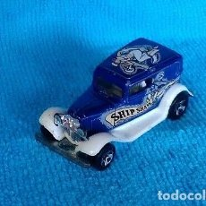 Coches a escala: COCHE DE METAL - HOT WHEELS - HOT ROT - MATTEL 1988. Lote 175360753