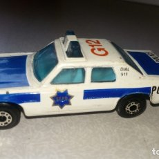 Coches a escala: MATCHBOX--PLYMOUTH POLICE CAR-SUPERFAST. Lote 175556732