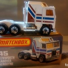 Coches a escala: MATCHBOX--KENWOTH. Lote 175556850